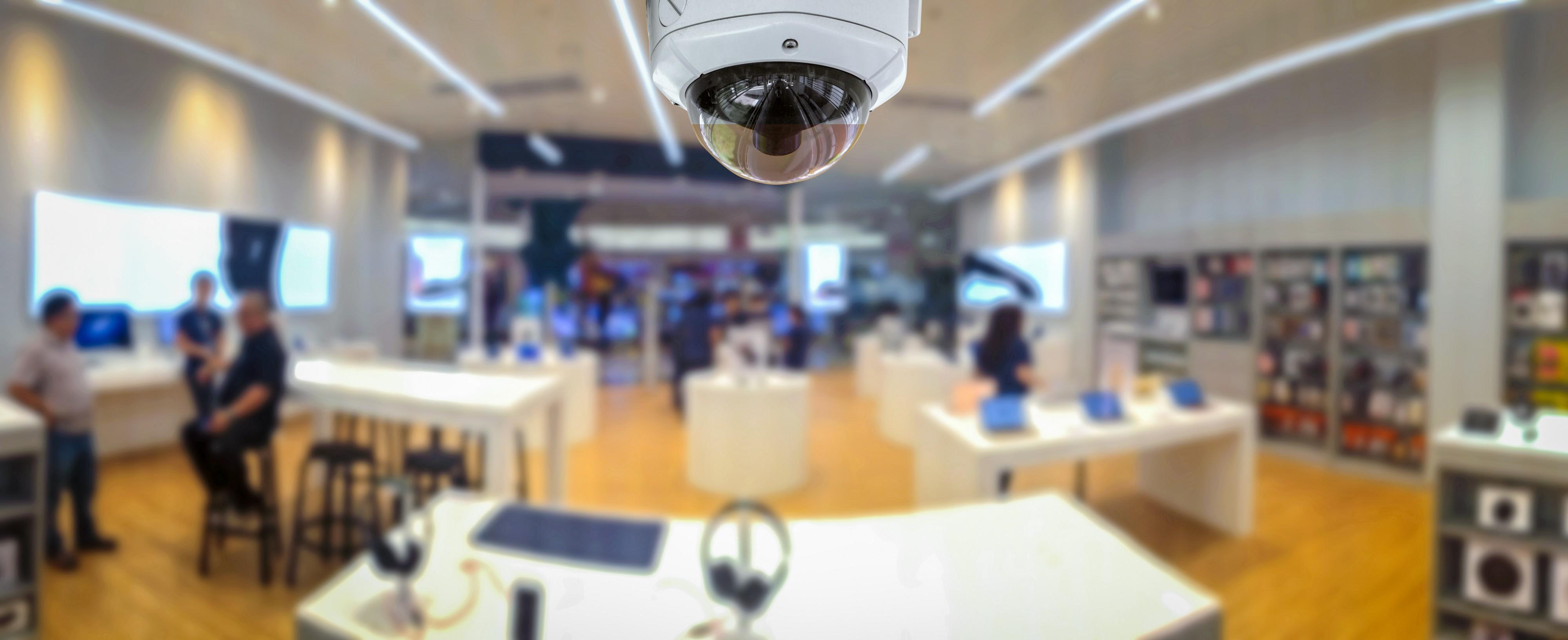 cameras de segurança coworking